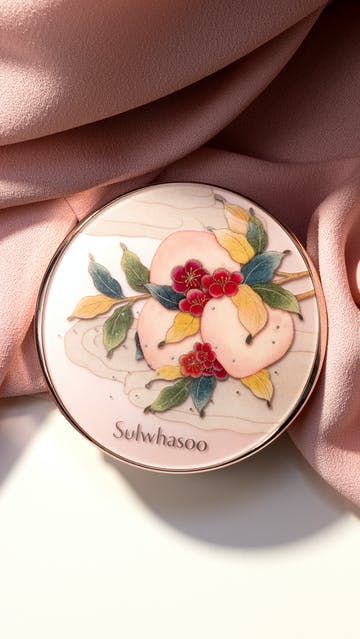Sulwhasoo Peach Blossom Spring Utopia 2018 collection: Sulwhasoo Perfecting Cushion EX