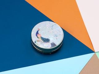 Mini-revue: Missha Cho Gong Jin fond de teint crème compact (Sweet Flower collection 2019)