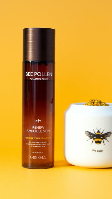 Missha Bee Pollen Renew Ampoule Skin Essence