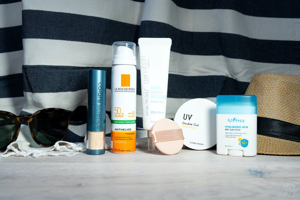 Guide How To Reapply Your Sun Protection During The Day