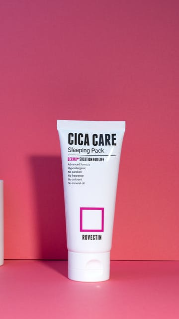 Rovectin Cica Care Sleeping Pack