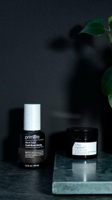 Skin Regimen, NIOD, Klairs, Primera