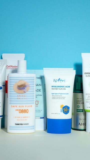 Face Sunscreens Guide 2021 Part 3 Korean Sunscreens